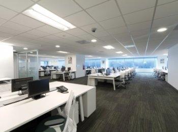 Construcción y remodelación de oficinas